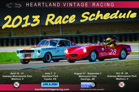 2013 HVR Schedule Ad