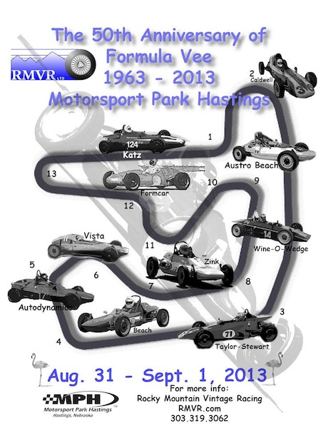 Vintage Motorsports Council 45