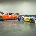 Porsche 944 and Formula Ford