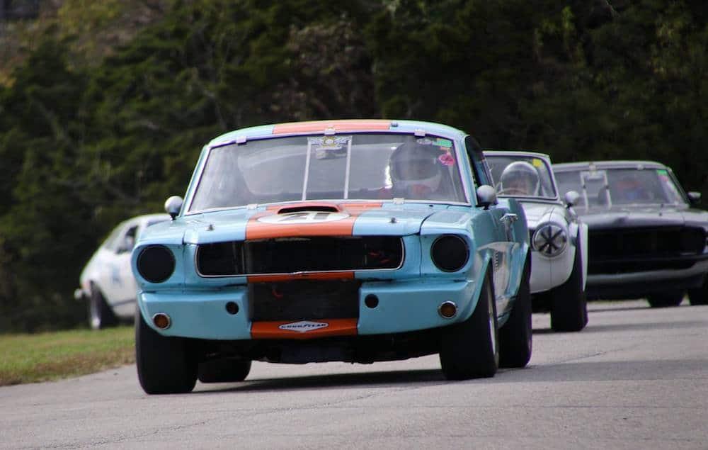 Vintage Race Cars Return to Lake Garnett | Heartland Vintage Racing