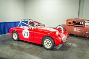 Austin Healey Sprite Racer