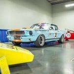 1965 Mustang Fastback Vintage Racer